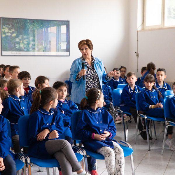 Scuola Patrocinio San Giuseppe-Aula Conferenza