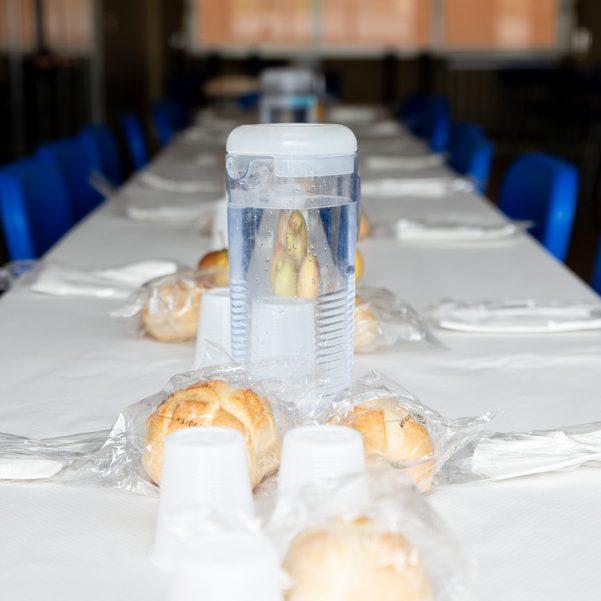 Scuola Patrocinio San Giuseppe-Mensa