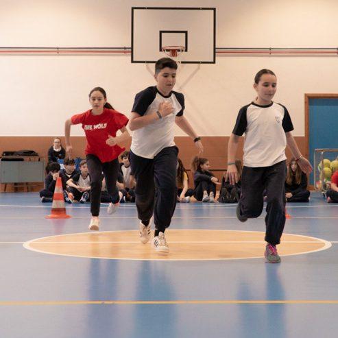 Scuola Patrocinio San Giuseppe-Palestra