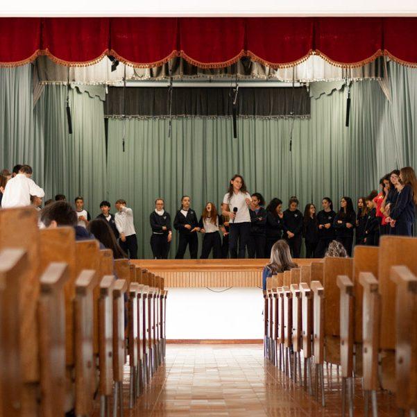 Scuola Patrocinio San Giuseppe-Teatro